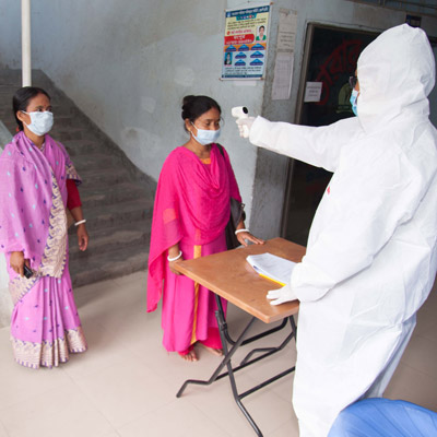 Continuing the provision of essential Sexual and Reproductive Health (SRH) services during COVID-19 pandemic in Bangladesh